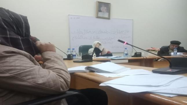 الباكستانيّة عقيلة رباب تدرس مسرح الأطفال عند سناء الشّعلان