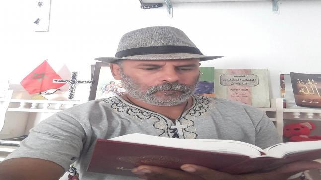 مسيحيون مغاربة يختارون القس أدم الرباطي رجل السنة الجديدة 2021