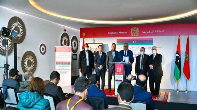 الحوار الليبي يتفق على الخطوات الإجرائية بشأن شاغلي المناصب السيادية