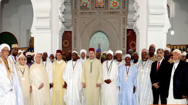 مؤسسة محمد السادس للعلماء الأفارقة: نموذج مؤسساتي وتوجيهي رائد خدمة للعلم والسلام والانسجام الكوني