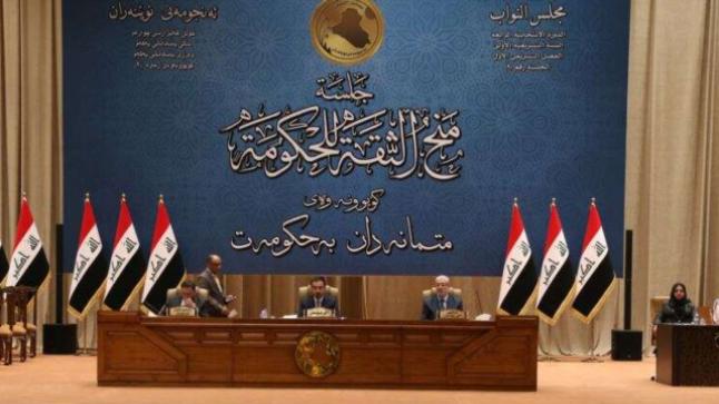 النواب العراقيون يطالبون برحيل القوات الأمريكية