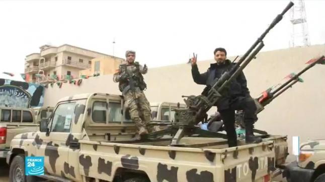 حزب إسلامي بليبيا يزكي اتفاق وقف إطلاق النار