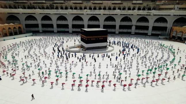 العمرة من خارج السعودية تنطلق بداية من 10 غشت القادم