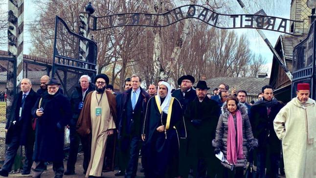 """""""الاتحاد"""": زيارة معسكرات الاعتقال النازية تطبيع مع المحتل الصهيوني"""