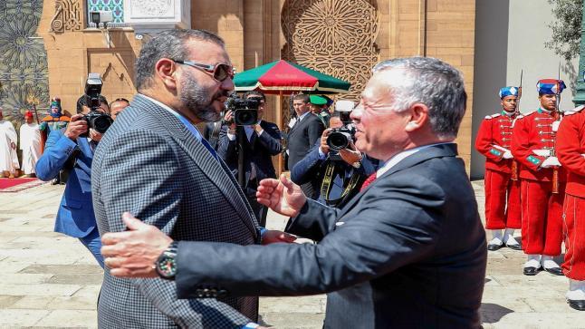 بلاغ للديوان الملكي: المملكة الأردنية ترغب في فتح قنصلية عامة بمدينة العيون