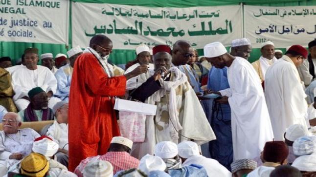 دكار .. وفد مغربي يشارك في الأيام الثقافية الإسلامية التي تنظمها الطريقة التيجانية