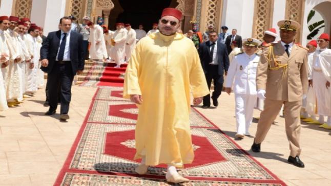 تأجيل جميع الأنشطة والاحتفالات الخاصة بتخليد الذكرى 22 لتربع الملك محمد السادس على العرش