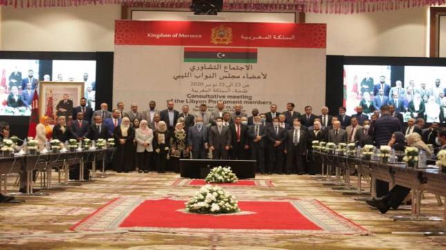 بيان.. الحوار الليبي يتمسك بالعمل بموجب الآليات التي نص عليها الاتفاق السياسي