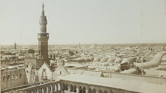 دمشق مهد الحضارات